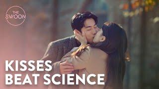 Suzy outsmarts Nam Joo-hyuk's logic with a kiss | Start-Up Ep 16 [ENG SUB]