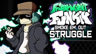 Friday Night Funkin' - V.S. Garcello FULL WEEK - Smoke 'Em Out Struggle [FNF Mods]