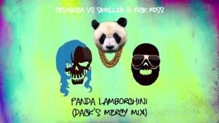 Desiigner vs Skrillex & Rick Ross - Panda Lamborghini (Dack's Mercy Mix)