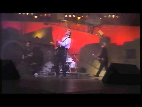James Reyne Fall of Rome Countdown Awards 1987