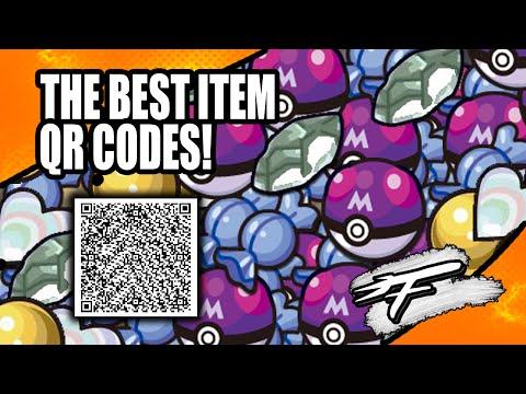 Pokemon Xy Volcanion Qr Code