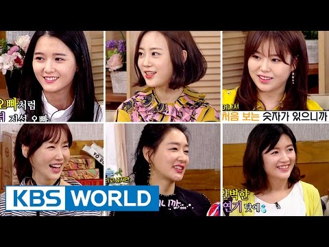 Happy Together – 'The Actress' Special [ENG/2017.03.09]