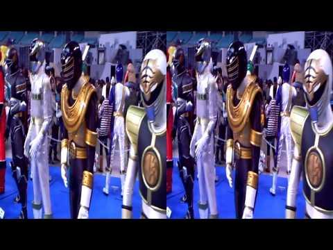 戦隊追加ヒーローマネキン Power Rangers extra heroes mannequin(yt3d)1/2