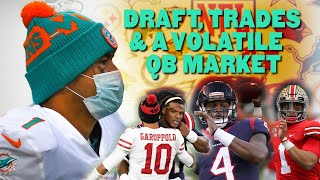 Predicting Every Starting QB in 2021