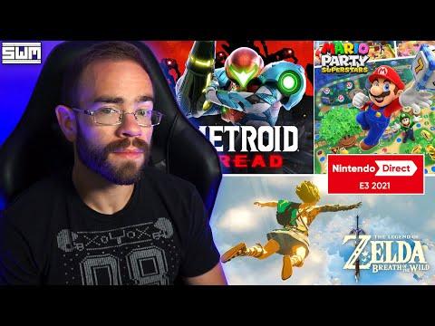 Nintendo Direct E3 2021 Reaction - The Best Show At E3?