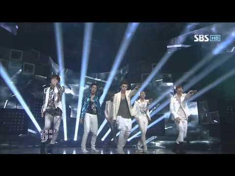 EXO-K [MAMA] @SBS Inkigayo 인기가요 20120617