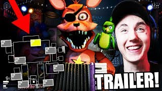 ULTIMATE CUSTOM NIGHT TRAILER & NEW INFO!