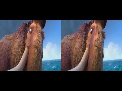 Ice Age Continental Drift 2012 3D FULL LENGTH MOVIE