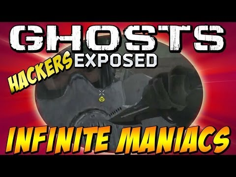 "COD Ghosts - ""INFINITE MANIAC JUGGERNAUTS"" Exposed! ""PRESTIGE LOBBY"" (Call Of Duty Cheaters) - Smashpipe Games"