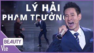 """Sau 5 năm gác mic, Lý Hải tái xuất đỉnh cao song ca cùng Phạm Trưởng """"Anh Mới Chính Là Người Em Yêu"""""""
