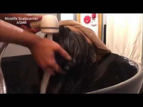 ASMR 최강시원 샴푸 체험하기! 멋진인생 두피센터 탈모방지샴푸 SU5(=판매용Cindy park) Shampoo ASMR nicelife scalp center