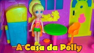 Casa da Polly com Balanço - Polly's house #TiaCris