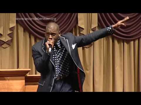 Three For The Price of One - Dr. Jamal-Harrison Bryant Preaching ...