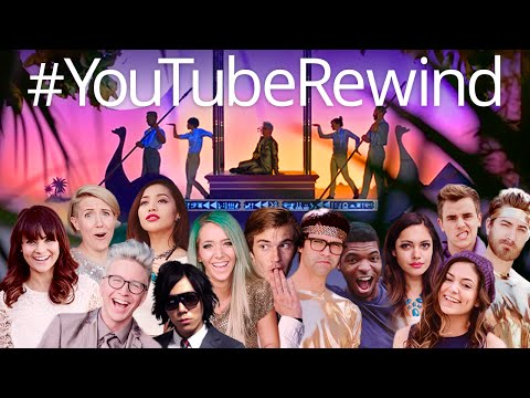2014's YouTube Rewind, YouTubes video showing off the memes, trends, and songs of 2014.