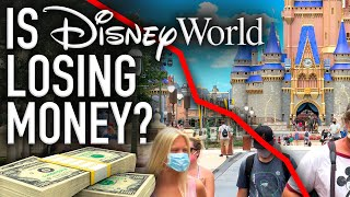 Is Disney World Losing Money? 💸