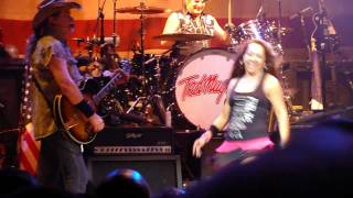 TED NUGENT - WANGO TANGO: HOB Houston, Aug 2011