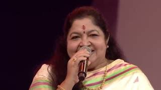 Melody queen of Indian Cinema | Ks Chithra | Mirchi music awards 2015
