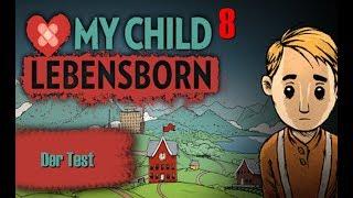 #8  Der Test | MY CHILD LEBENSBORN (Mobilegame Lets Play; Kapitel 4 Ende)