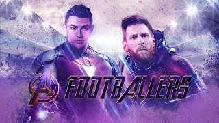 What if Avengers were played by football players? - Oh My Goal