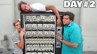 Last To Take Hand Off Money Machine Wins $8957
