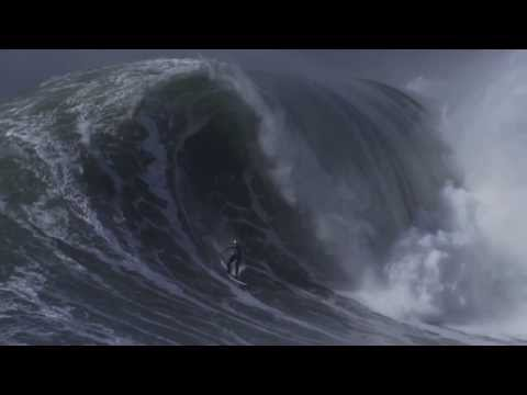 Mercedes-Benz TV: The Mercedes-Benz Surfboard for Garrett McNamara
