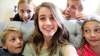 TRY NOT TO LAUGH CHALLENGE W/ SIBLINGS