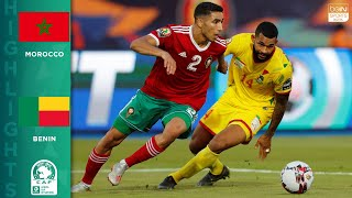HIGHLIGHTS: Morocco vs Benin