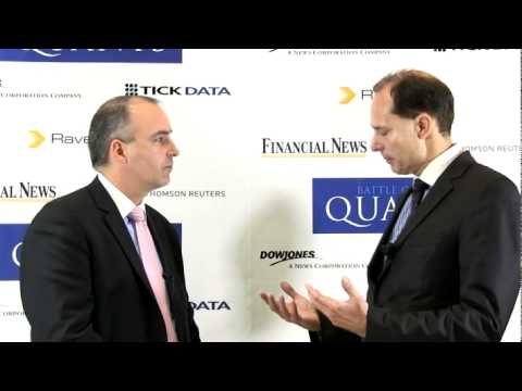 Battle Of The Quants Interview With Reuters