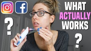I Bought the First 5 Things INSTAGRAM & FACEBOOK RECOMMENDED...