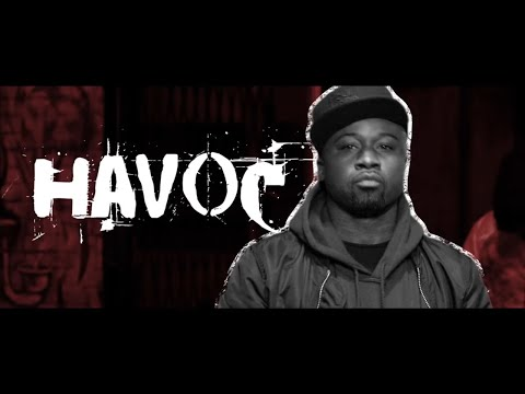 Havoc Ft. Prodigy (Mobb Deep) - Uncut Raw (2014 Official Music Video)
