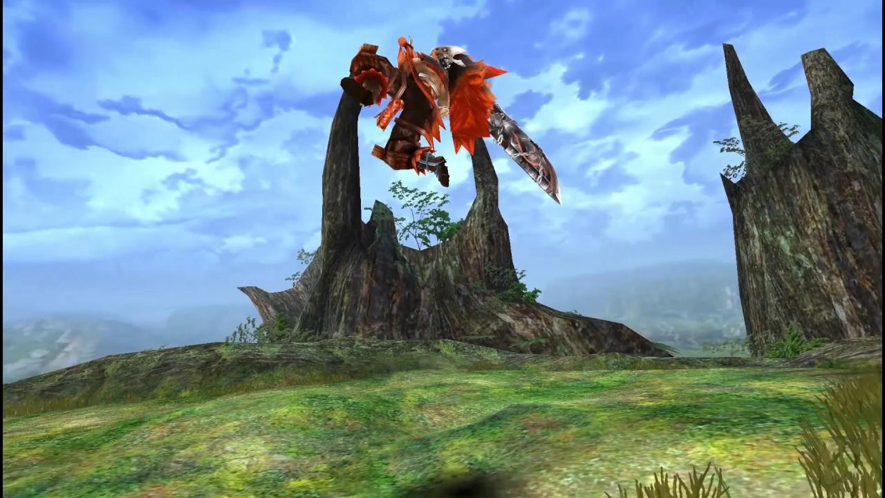 Main RPG Toram Online on PC 2