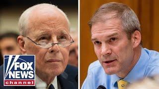Rep. Jim Jordan grills John Dean on Michael Cohen contact