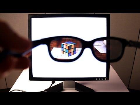 Kako da sadržaj na monitoru vidite samo Vi?