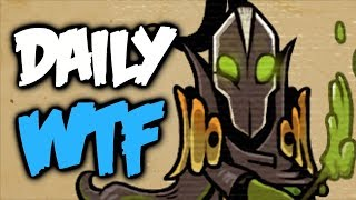 Dota 2 Daily WTF - Not a chance