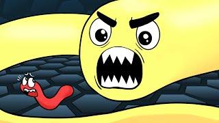 Slither.io Logic | Cartoon Animation