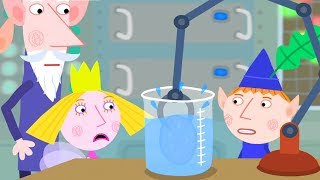 Ben and Holly's Little Kingdom | Queen Thistle's Rock Cake | Cartoons for Kids