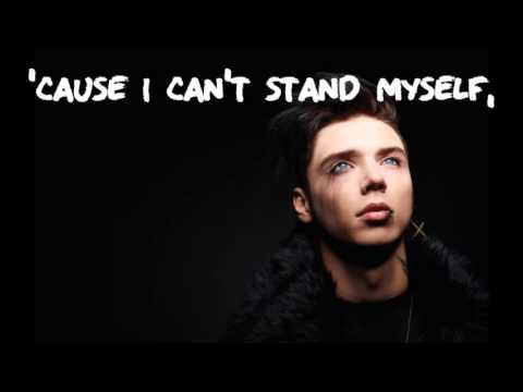 Asshole - Ronnie Radke ft  Andy Biersack  LYRICS  replayRonnie Radke Lyrics