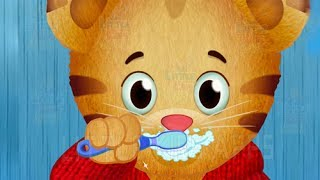 Kids Learn About Morning and Bedtime Routines with Daniel Tiger's Day & Night Game for Toddlers