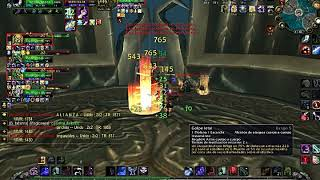 Wow Naerzone  Forjas De Almas Rotacion Dk Frost/Escarcha PVE World Of Warcraft 3.3.5