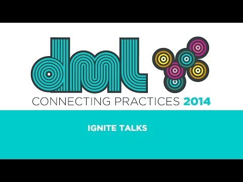Thumbnail for #DML2014 Ignite Comments