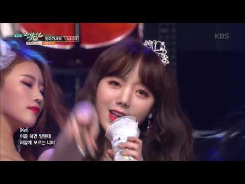 뮤직뱅크 Music Bank - 찾아가세요(Lost N Found) - 러블리즈(Lovelyz).20181130