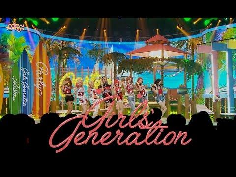 【TVPP】SNSD -Party, 소녀시대 – 파티 @ Comeback Stage, Show Music Core Live