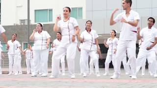 LAVADO DE MANOS Sexto Enfermería UTA 2017