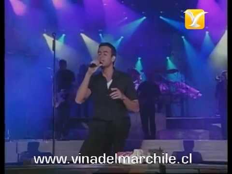 Enrique Iglesias, Si Tú Te Vas, Festival de Viña 1999