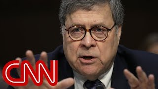 Barr: Mueller wouldn't be involved in a 'witch hunt'