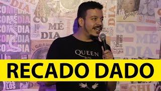 Rodrigo Marques - Chapa - Stand Up Comedy