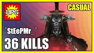 HoN Gunblade Pro Gameplay - 955 XPM 856 GPM - `StEePMr_`