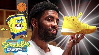 The Kyrie Irving x SpongeBob INSANE SNEAKER Collab w/ Nike YOU Can't Miss! 👟 | SpongeBob