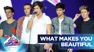 One Direction - What Makes You Beautiful (Best of Capital's Jingle Bell Ball) | Capital