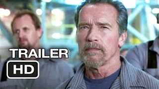 Escape Plan Official Full HD Trailer #1 (2013) - Sylvester Stallone Movie HD
